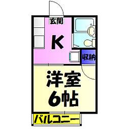 稲毛駅 2.8万円