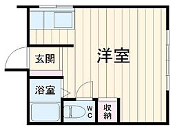 八千代台駅 3.3万円