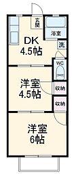 京成大和田駅 3.7万円