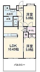 長津田駅 10.7万円