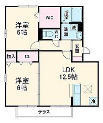 新清洲駅 7.4万円