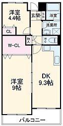 二俣川駅 10.5万円