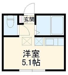 上星川駅 3.4万円