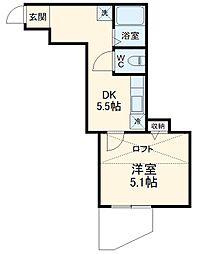 希望ヶ丘駅 6.8万円