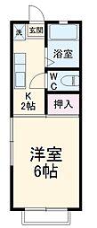 希望ヶ丘駅 3.3万円