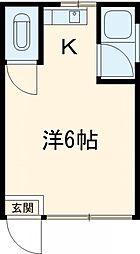 百草園駅 2.3万円