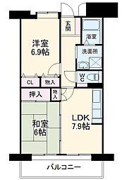 星ヶ丘駅 7.8万円
