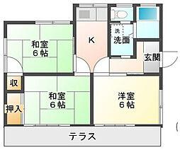 持田駅 4.6万円