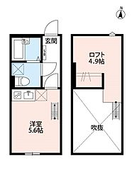 六町駅 5.6万円