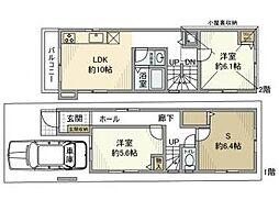 緑が丘駅 19.8万円