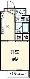 牛田駅 4.1万円