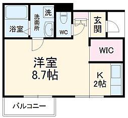 前後駅 5.5万円