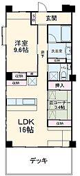 土橋駅 9.0万円