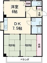 三河豊田駅 5.7万円