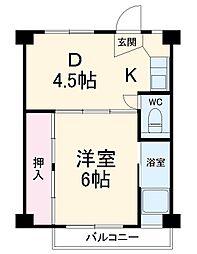 福地駅 3.8万円