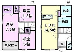 岩塚駅 11.0万円