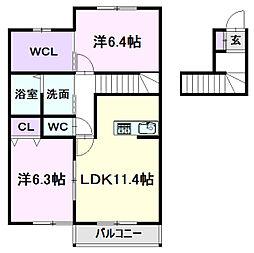 岩塚駅 5.4万円