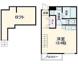 烏森駅 5.9万円
