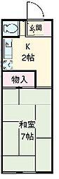 日比野駅 1.5万円