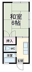 志津駅 2.5万円