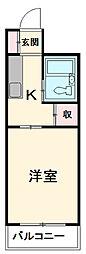 喜多山駅 2.5万円