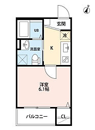小幡駅 4.7万円