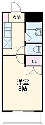 堀田駅 3.8万円