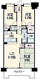 浅野駅 13.4万円