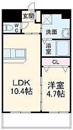 柚須駅 6.3万円