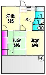 花崎駅 3.7万円