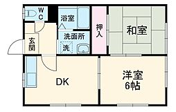 菊川駅 2.9万円
