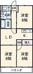群馬総社駅 4.3万円