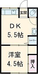 枇杷島駅 2.0万円
