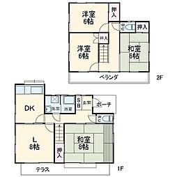 海老名駅 8.5万円