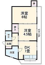 安里駅 3.3万円