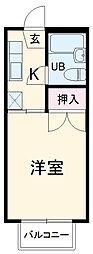 赤塚駅 2.5万円