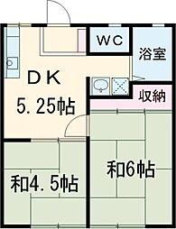 友部駅 4.0万円