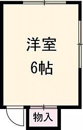 西小山駅 2.8万円
