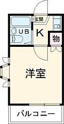 瓢箪山駅 2.8万円