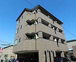 兵庫県神戸市長田区二葉町10丁目の賃貸マンションの外観