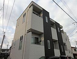 CB箱崎アンジュ2[2階]の外観