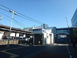 都営新宿線本八幡駅 78m