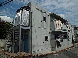 埼玉県川口市桜町5丁目の賃貸マンションの外観