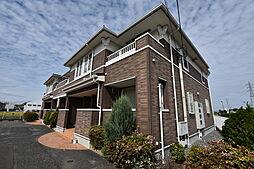 大阪府堺市美原区小寺の賃貸アパートの外観