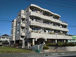 埼玉県所沢市小手指町5丁目の賃貸マンションの外観