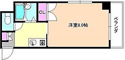 Mプラザ津田駅前八番館[5階]の間取り