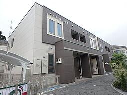 埼玉県さいたま市緑区道祖土4丁目の賃貸マンションの外観