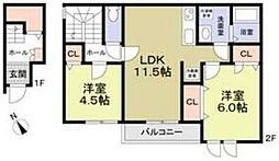 和田町駅 10.3万円