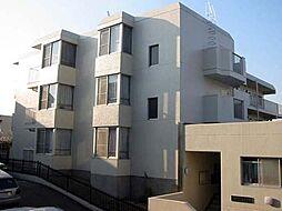 神奈川県横浜市青葉区もえぎ野の賃貸マンションの外観
