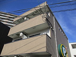 フジパレス瑞光3番館[1階]の外観